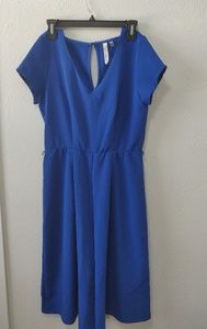 NY collection wide-leg jumpsuit